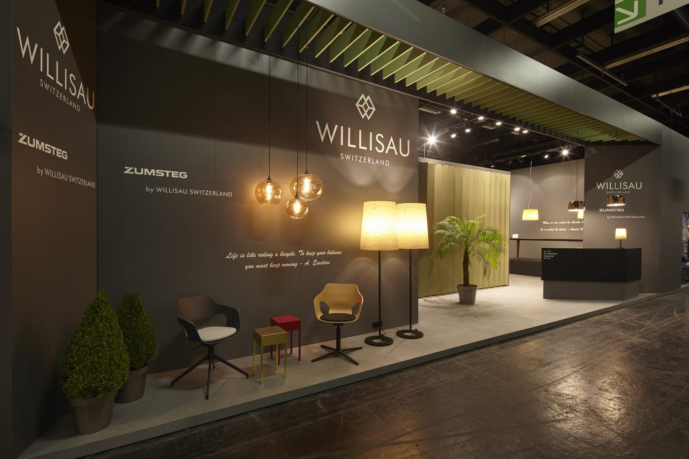Willisau Messestand Immcologne2019 2