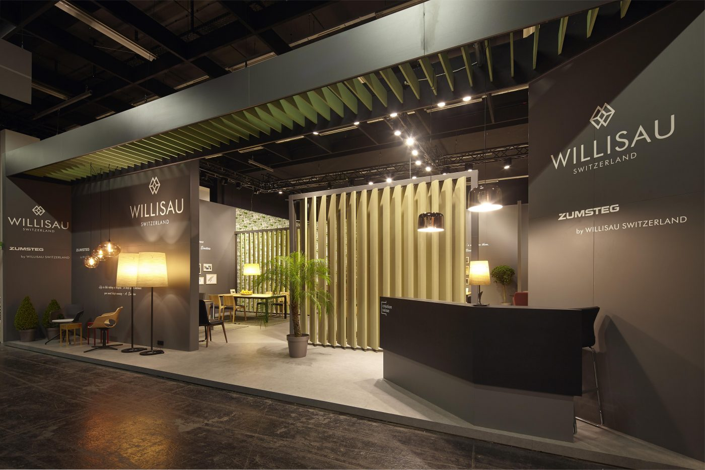 Willisau Messestand Immcologne2019 3