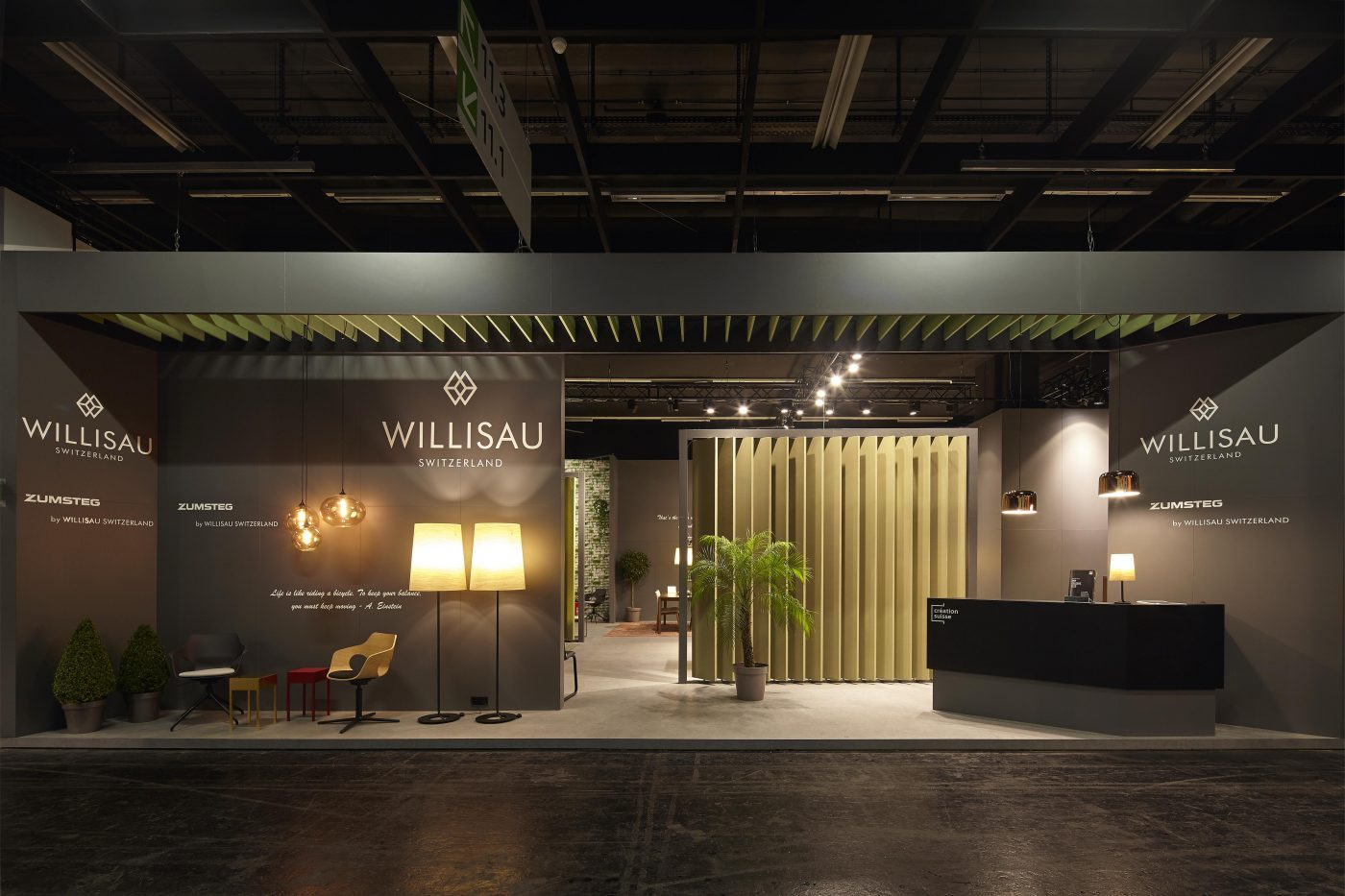 Willisau Messestand Immcologne2019 4