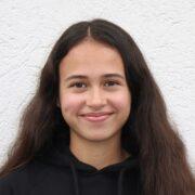 Valentina Guanipa (Lernende  -  1. Lehrjahr KV)
